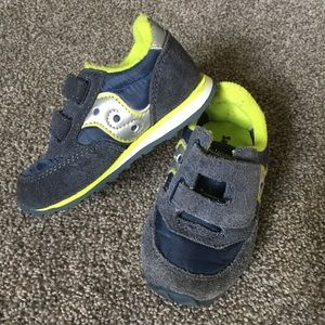 Saucony Velcro Shoes